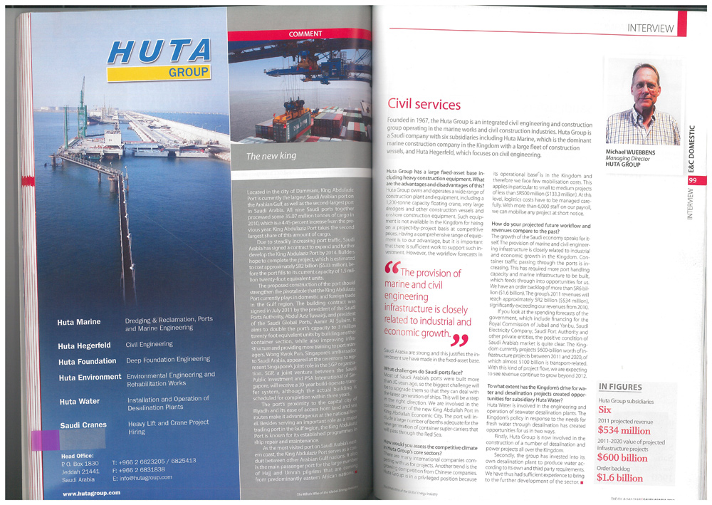 Huta Group - Media - Magazines