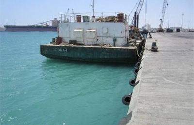 Dredging and Reclamation and Construction  of Berth 20
