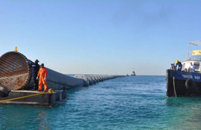 Jeddah Seawater Outfall Lines
