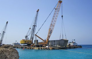 Independent Power Plant 1320 MW EPC Construction of Seawater Intake & Outfall, Shore Protection