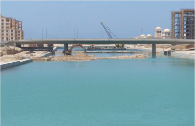KAEC Project – Overall Infrastructure for Phase 1, Contract No. 4 – Bay La Sun Bridges No. 1 & 2