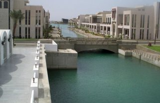 KAUST Thuwal Town Development, Construction of Marina , Marine Services and South Marina