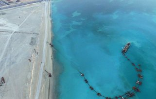 Dredging and Reclamation - Ghassan Property, Dammam